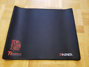 Gaming Mouse Mat 17.72 X 15.75 X 0.16 IN
