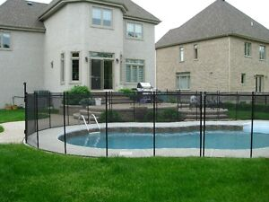 Removable pool fence #1 in the WORLD : POOL GUARD