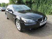 2006 BMW 520D 5 SERIES 2.0TD SE MANUAL DIESEL 4 DOOR SALOON