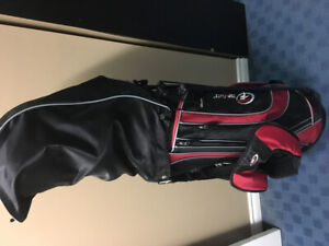 Brand New Top Flight ladies Right golf clubs and bag (won@tourny