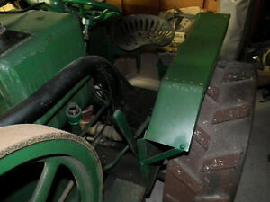 1/2 SCALE MODEL OF RUMLEY TRACTOR HAND BUILT . Windsor Region Ontario image 2