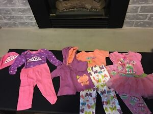 Baby girl clothing lot 6-12 months  Cambridge Kitchener Area image 3