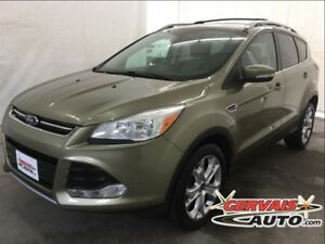 Ford Escape Titanium AWD Navigation Cuir MAGS 2014