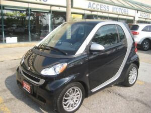 2012 Smart Fortwo, Pation Edition, Navigation, Sunroof, Mint Con