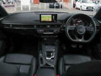 2018 Audi A4 2.0 TDI 190 Black Edition 4dr S Tronic Auto Saloon Diesel Automatic