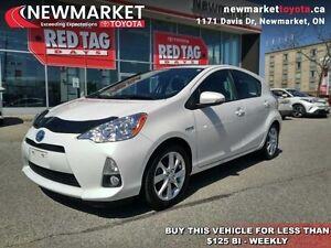 2013 Toyota Prius C Technology   - Certified - $55.55 /Week