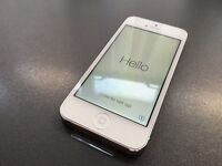 Brand new unlocked sim free iPhone 5 grey silver sealed box with full new accessories