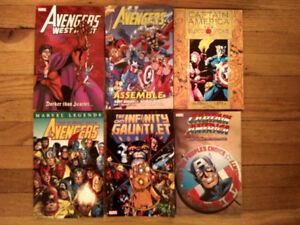 Captain America, Avengers, Marvel Comics
