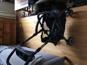 Graco click and go stroller