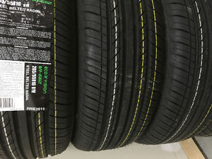 BRAND NEW. TAGS ATTACHED. 4 205/55r16 tires!!