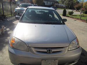 2002 Honda Civic Coupe (2 door) Windsor Region Ontario image 5