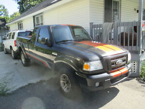2007 Ford Ranger STX Pickup Truck NEGOTIABLE