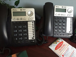 2 Line AT&T Phones ($40 each)
