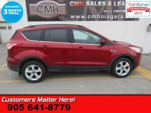 2014 Ford Escape SE  (NEW TIRES) 4X4 CAMERA LEATHER NAVIGATION H