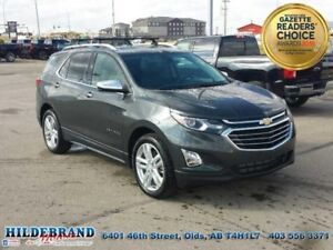 2019 Chevrolet Equinox Premier  - Leather Seats - $273.68 B/W