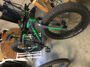 Fat bike- Scott big Jon- mountain bike