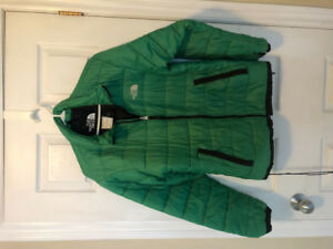 REDUCED Boys North Face jacket (size Men's M)