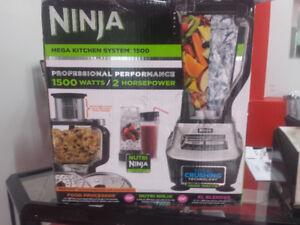 BLENDER  NINJA!!  - 1500 watts DANS LA BOITE