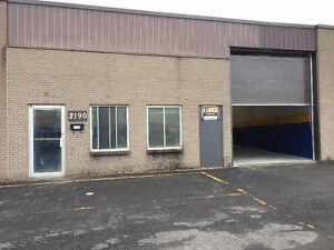 Garage, local industriel ou entreposage a louer - Longueui