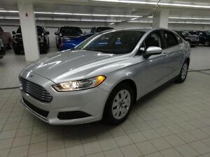 Ford Fusion S Bluetooth 2014