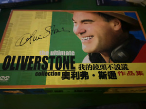 OLIVER STONE COLLECTION DVD IMPORT ENGLISH