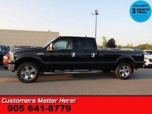 2007 Ford F-250 Super Duty Lariat  4X4 V10 CREW 20' WHEELS ROOF