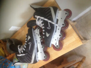 Nike Roller Blades Size 9 fits more like 10
