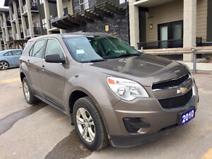 2010 Chevrolet Equinox AWD Mint Condition New Safety $6995