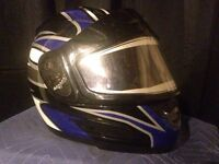 Vega Altura HEATED snowmobile helmet