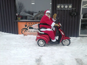 ,Adult Mobilty Tricycle,  Lay Aways, Storage Batteries Chargers. Cornwall Ontario image 2