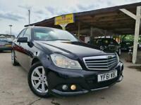 2011 Mercedes-Benz C Class C220 CDI BlueEFFICIENCY SE 4dr Auto, MOT 13/09/2021,