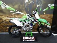 Kawasaki KXF 450 Motocross bike finance available!!!