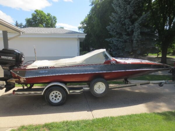 Used 1982 Other Hydrostream Voyager 21 ft