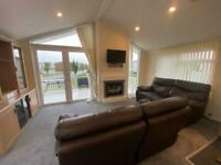 Sited Two Bedroom Lodge With Decking in Skegness NR. Ingoldmells, Tattershall