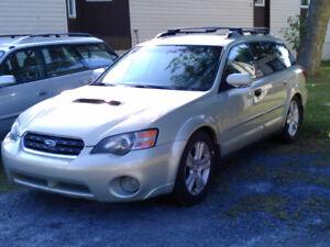 Subaru Outback ej20T vente rapide !!