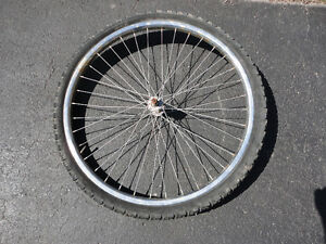 26 inch front tide with rim bike tire London Ontario image 1
