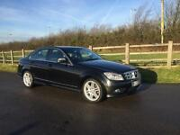 Mercedes-Benz C200 Kompressor auto Sport finance available from £25 per week