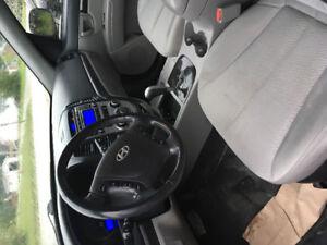 2009 Hyundai Santa Fe SUV,