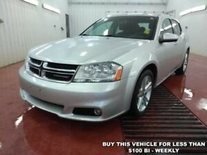 2012 Dodge Avenger SXT  - Alloy Wheels - UCONNECT - $44.44 /Wk