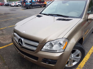 2008 Mercedes-Benz GL-Class 450 SUV, Crossover