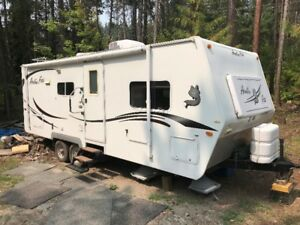 Arctic Fox 25R 2007 Trailer