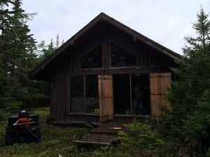 2 Bedroom, 1 Bathroom Log Cabin in Near Clarenville St. John's Newfoundland image 1