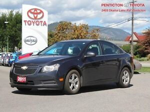 2014 Chevrolet Cruze 2LT   2LT 1.4L Turbo FWD Heated Leather/Tou