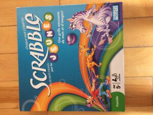 Jeu de société Scrabble pour enfant