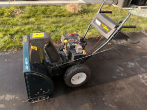 "Yardworks/MTD 10.5hp 29"" Wide Gas Powered Snow Thrower"