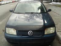 2002 Volkswagen Jetta GLS Berline