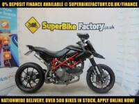 2012 62 DUCATI HYPERMOTARD, 0% DEPOSIT FINANCE AVAILABLE