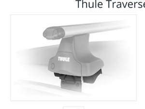 Thule Traverse Fit Kit 1597
