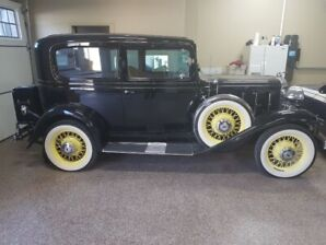1932 Chevrolet 2 Door Coupe