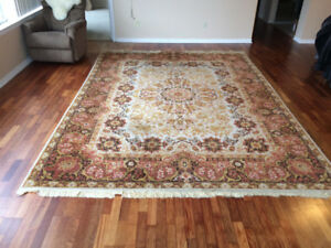 Persian Rug and Hall Runners